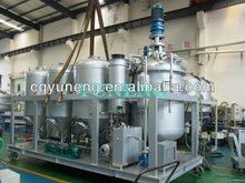 Moveable Used Dry Oil Clean Equipment For Sale (CE,BV,ISO)