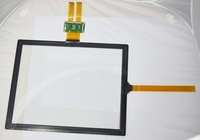 10 dots projected 19 inch cheap capacitive touch screen for linux