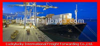 freight agent to Hamburg