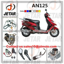 AN125 motorcycle spare parts