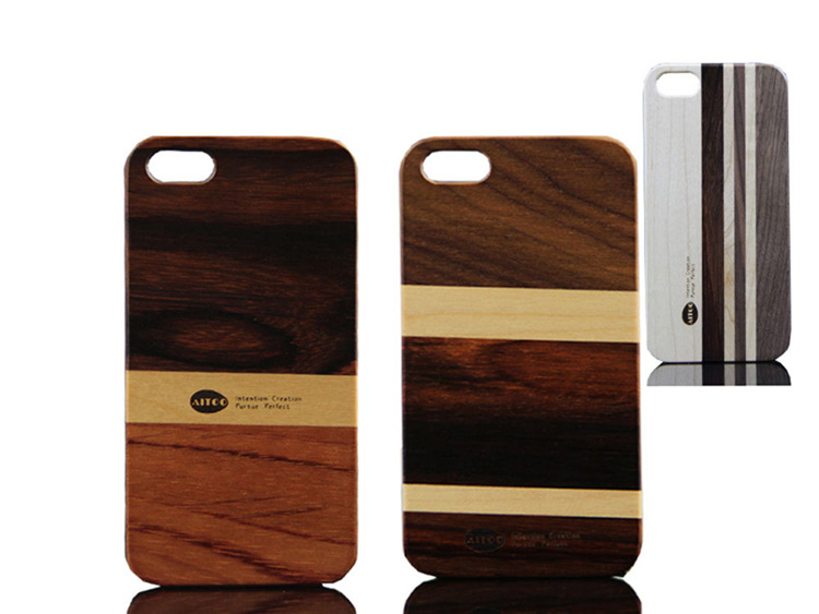 patant bamboo cellphone housing for iphone5 wooden case