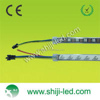 digital led strips ws2812b waterproof 60led/m 60ic 300leds/roll IP65