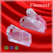 phone and socket clamshell PET PVC folded plastic blister packaging