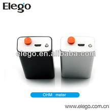 Wholesale Eicgarette Cartomizer and Atomizer OHM Metering from Elego