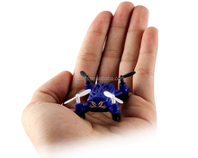 New JXD 502 the world smallest RC quadcopter 2.4G