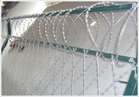 Low price and high quality stainles steel rezor barbed wire