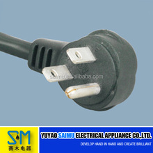 US American standard power extension cord plug
