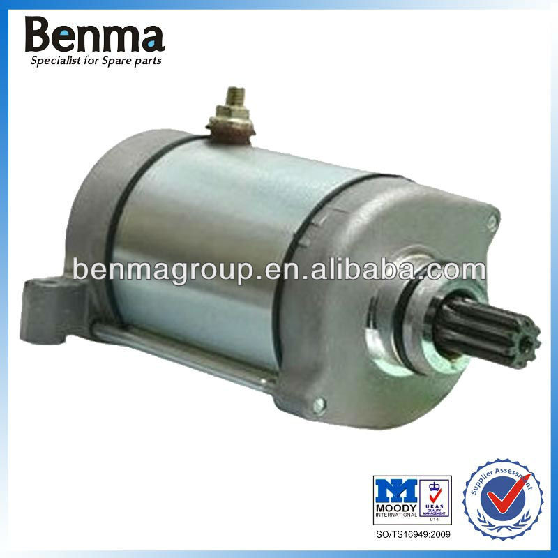 All Years Kymco Mongoose 300, MXU 300 ATV Starter Motor