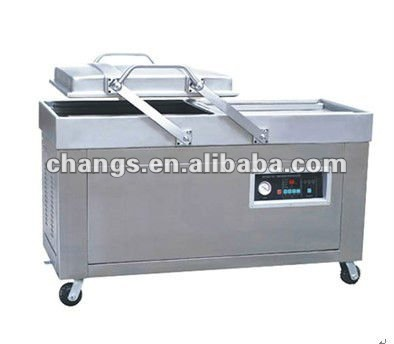 DZ600-2SB automatic beef steak vacuum packer