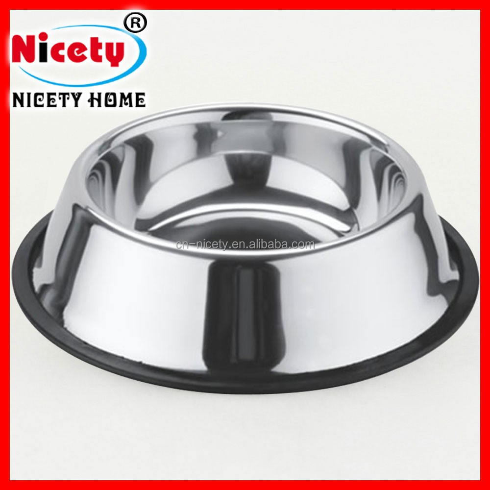 Stainless Steel dog/cat/pet Food Water Dish Bowl