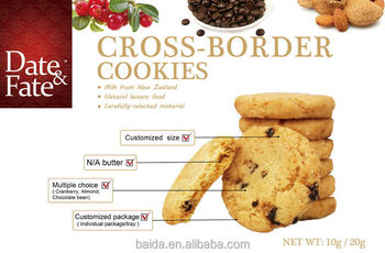Cross-boarder cookies
