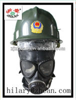 safety helmet with face shield/half helmet with visor