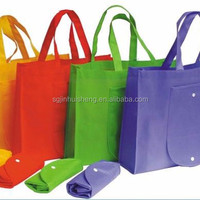 Recyclable Colored Shopping Bag Material PP