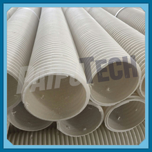 HDPE Double Wall Corrugated Perforated Subsoil Sewer and Drainage Pipe