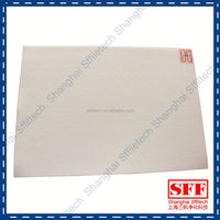 High Quality needle punched fabric polyester felt manufacturer
