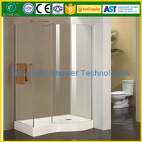 Buy All Steel Double Person Air Curtain Shower Cabin In China On Alibaba.com