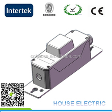 Cable Junction Box,Auto Waterproof Electrical Fuse Box with Leakage Circuit Breaker for Road Light System