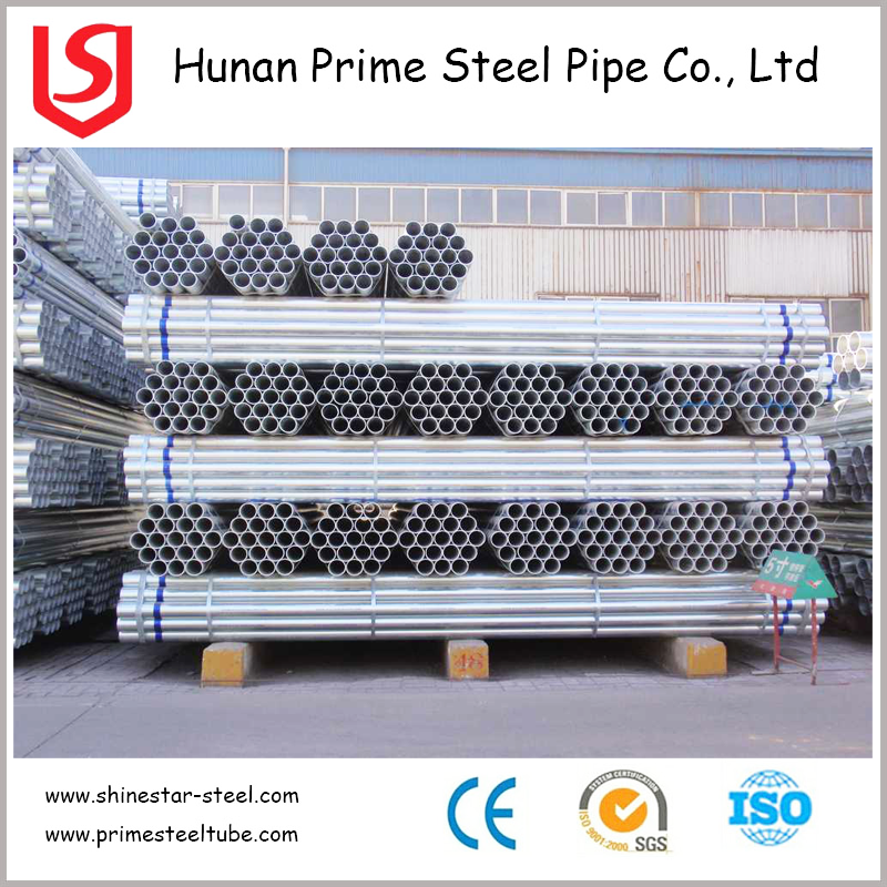 China Factory Supply GI Pipe Full Form Used In Building Scaffolding, Building Scaffolding