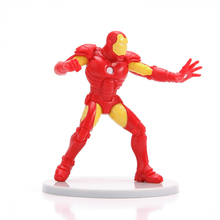 3D High Quality Customized 8cm PVC Movie Action figure