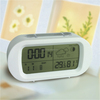 Multifunction LCD Weather Sation Clock Table Alarm Clock