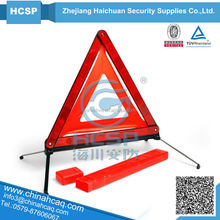 road traffic car reflective triangle Reflective Warning Triangle HC-T01