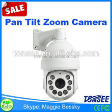 700 TVL Low price PTZ camera with CCD Sensor and Pan / Tilt / Zoom Technology,Infrared Thermal Imaging Ptz Camera