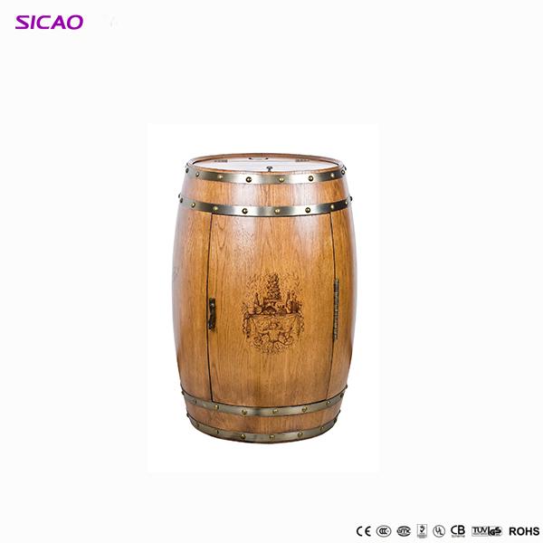Wine Barrel Furniture,Wine Beer Barrel Fridge,Wood Electrical ...