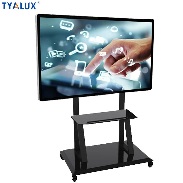 Large Size Multi Touch Interactive LED Touchscreen,Smart Board Wireless All In One Computer