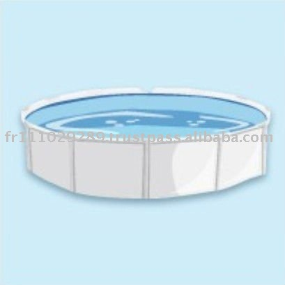 Swimming Pool Solar Collector Plastic Pool SH10 Serie