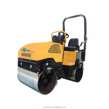 China diesel engine new road roller price for sale