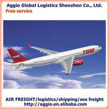 aggio free sample logistics dhl express to from china to east timor