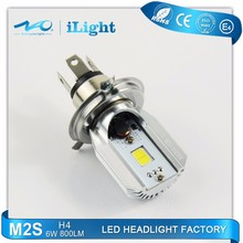 Best Sale 12V M2 H4 Led Headlight Motorcycle Manufacturer