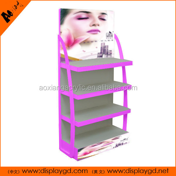 OEM supermarket display stand