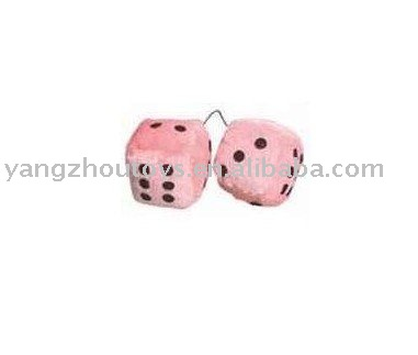 soft toy dice