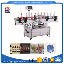Automatic Sticker Jam Label Wine Bottle Labeling Machines