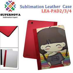 Sublimation Tablet Leather Case for iPad 2