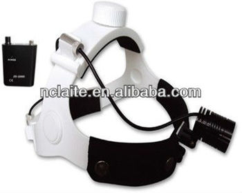 Hot products! High quality medical LED headlight with rechargeable battery