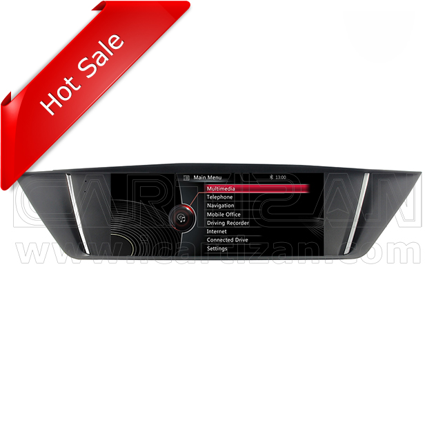 8.8 inch screen navigation integrated multimedia system for BMW X1 E84
