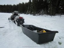 Best Snowmobile Cargo Sled for Ice Fishing