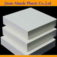 1220*2440mm 0.55density 2-30mm PVC forex foamed sheets factory sell
