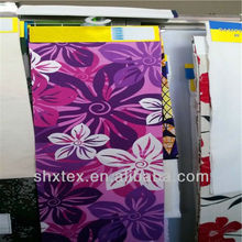 2014 new design/100% cotton reactive printing fabric