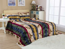 2016 newest super soft thick flannel blanket bedding