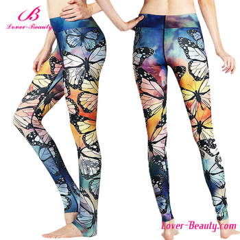 Girls Private Label Fashion Seamless Yoga Pants