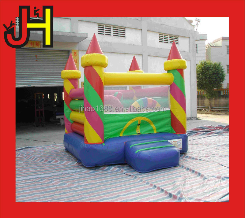 Commercial cheap Inflatable bouncer/ Inflatable bouncy