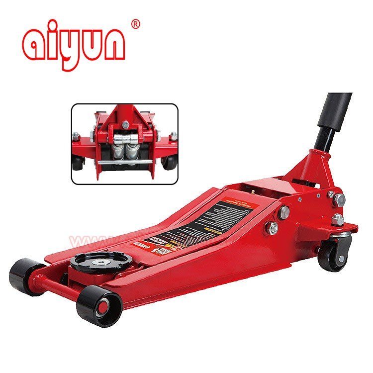 3Ton Low Profile Professional Garage Hydraulic Jack car jack 3T floor auto flooring