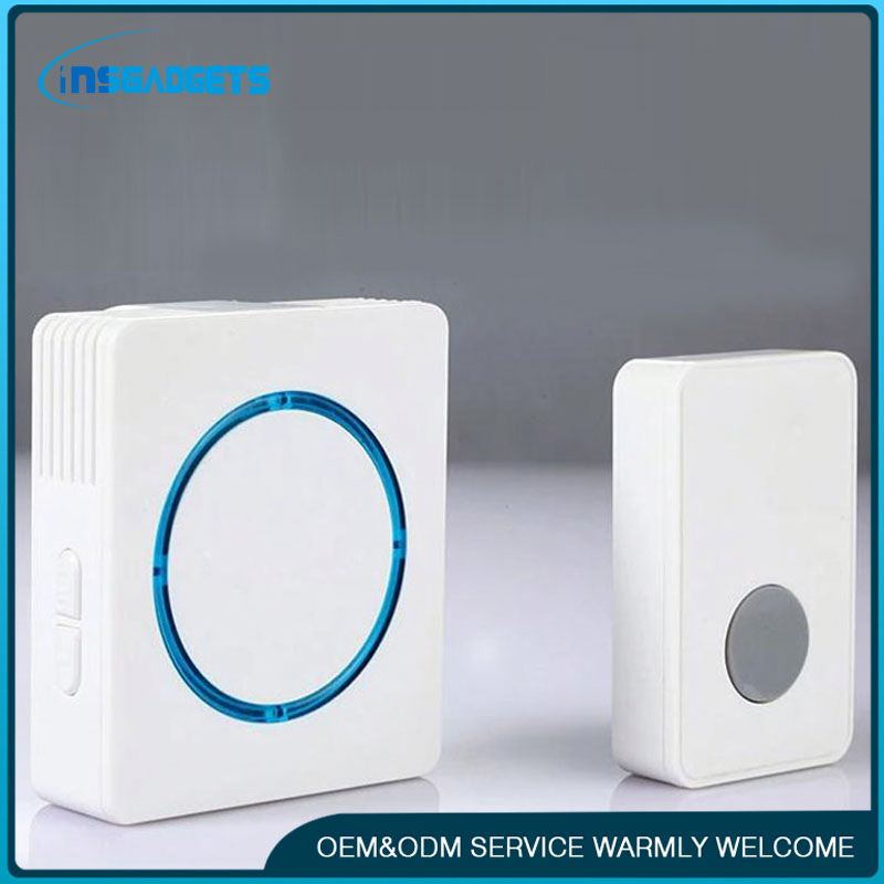 Remote door bell chime ,h0tWG digital wireless door bell for sale