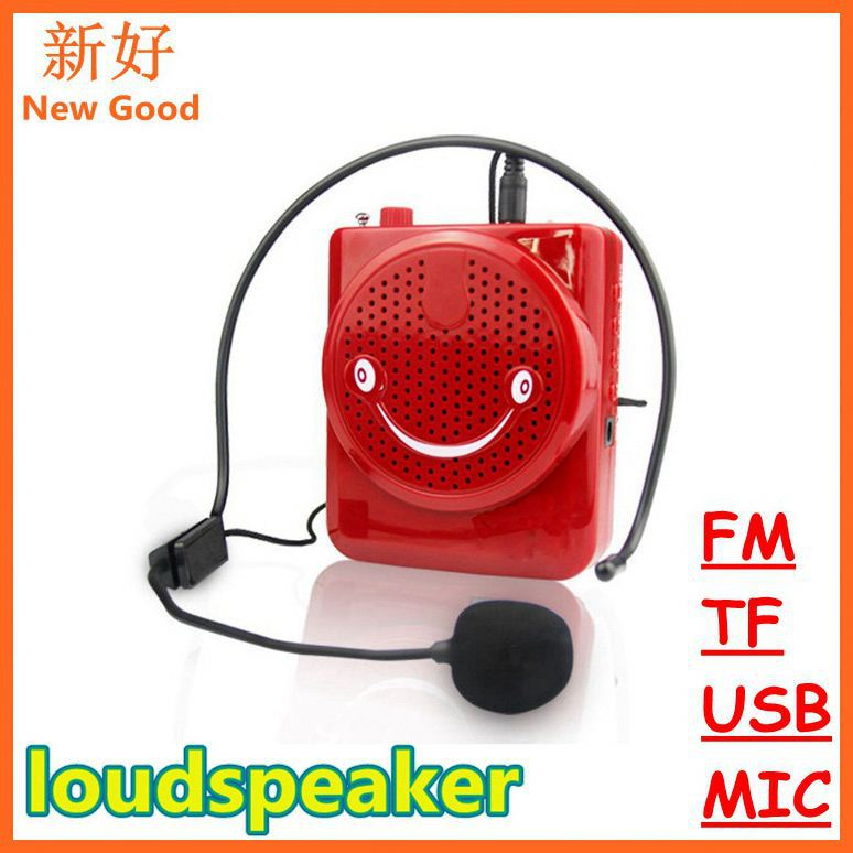 hot gadgets 2014 hand megaphone with micphone portable mini speaker