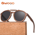 2018 New Wholesale Wooden Sunglasses UV400 Wood Unique Bamboo Best Promotion Gift Sun Glasses