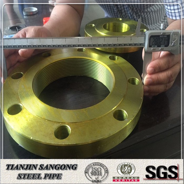High pressure aluminum flange and stainless steel flange ita <strong>007</strong>