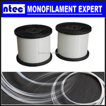 1.05mm Polyester Monofilament Yarn for Zipper